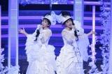 Winkが10年ぶり、NHK総合『第50回思い出のメロディー』(8月18日放送)で一夜限りの復活(C)NHK