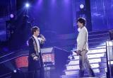 王子様系ユニット「J&U」(左から)ジェジュン、城田優