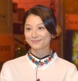 TBS系バラエティー『クレイジージャーニーゴールデンSP』収録後囲み取材に出席した小池栄子