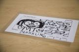 ピクサー・アニメーション・スタジオのアーカイブ施設に保管されている『Mr.インクレディブル』関連のアートワーク(C)KaoriSuzuki