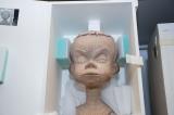 ピクサー・アニメーション・スタジオのアーカイブ施設に保管されているスカルプチャー(『トイ・ストーリー』シド・フィリップス)(C)KaoriSuzuki