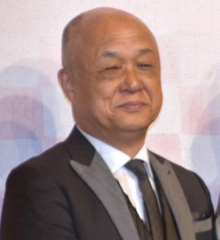 舞台『おもろい女』製作発表に出席した田山涼成 (C)ORICON NewS inc.