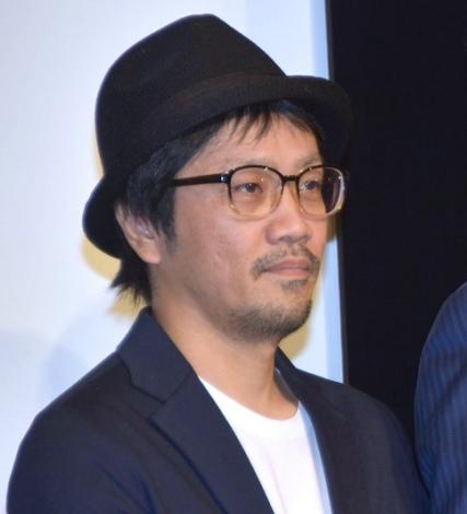 舞台『おもろい女』製作発表に出席した田村孝裕氏 (C)ORICON NewS inc.