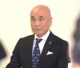 会見に出席した鶴木良夫氏 (C)ORICON NewS inc.