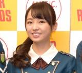 欅坂46の今泉佑唯が卒業を発表 (C)ORICON NewS inc.