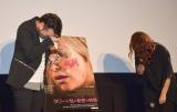 夫婦そろって泣いてしまう小田井涼平、LiLiCo (C)ORICON NewS inc.