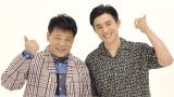 明石家さんまへの思いを語った(左から)ジミー大西、中尾明慶 (C)ORICON NewS inc.