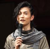 『仮面ライダージオウ』の制作発表会見に出席した渡邊圭祐 (C)ORICON NewS inc.