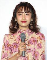 『JILL STUART 1day UV新商品発表会』に出席した高橋愛 (C)ORICON NewS inc.