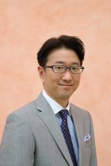 10月からテレビ朝日『報道ステーション』金曜日のキャスターを担当する小木逸平アナウンサー(C)テレビ朝日