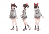 『あかねさす少女』土宮明日架(C)Akanesasu Anime Project (C)Akanesasu Game Project