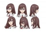 『あかねさす少女』灯中優(表情)(C)Akanesasu Anime Project (C)Akanesasu Game Project