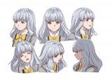 『あかねさす少女』みあ・シルバーストーン(表情)(C)Akanesasu Anime Project (C)Akanesasu Game Project
