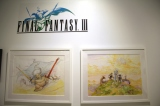 『FINAL FANTASYと天野喜孝の世界展』より(C)ORICON NewS inc.