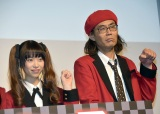 ドラマ『賭ケグルイ』Blu-ray&DVD発売記念イベントの模様 (C)ORICON NewS inc.