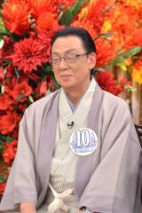 8月9日放送、MBS・TBS系『プレバト!!』「夏の炎帝戦」決勝に挑む梅沢富美男(10段)(C)MBS