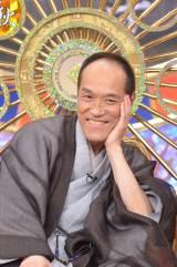 8月9日放送、MBS・TBS系『プレバト!!』「夏の炎帝戦」決勝に挑む東国原英夫(10段)(C)MBS