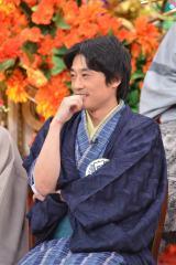 8月9日放送、MBS・TBS系『プレバト!!』「夏の炎帝戦」決勝に挑む村上健志(5段)(C)MBS