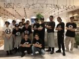 小田急新宿ミロード7Fにオープンした米サンフランシスコのラーメン店『MENSHO SAN FRANSISCO』でXOXコラボメニューを提供中
