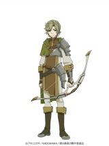 川澄樹(C)アネコユサギ/KADOKAWA/盾の勇者の製作委員会