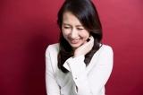 ラジオへの思いを語る堀井美香アナウンサー(撮影/近藤誠司) (C)oricon ME inc.