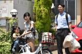 地方都市に住む幼児が、ある事故に巻き込まれる(C)メ〜テレ