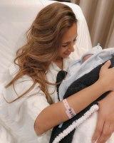 インスタグラムで第4子出産を発表したMALIA.(写真は公式インスタグラムより)