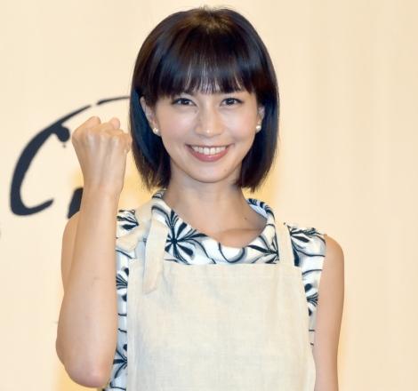 サムネイル 食事で家族円満をアピールする安田美沙子 (C)ORICON NewS inc.