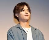 ドラマ『拝み屋怪談』完成披露試写会イベントに出席した藤田富 (C)ORICON NewS inc.