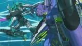 『シンカリオン』×『エヴァンゲリオン』コラボ回の場面カット(c)プロジェクト シンカリオン・JR-HECWK/超進化研究所・TBS (c)カラー