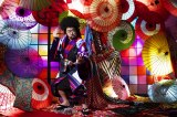 レキシが石川五右衛門をテーマにした新ビジュアルを公開