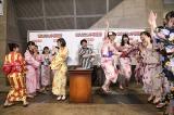 「私立指原中学」に勝ったNGT48の6人ユニット「十人十色」は大喜び(C)AKS