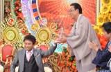 8月9日放送、MBS・TBS系『プレバト!!』より。梅沢富美男が「夏の炎帝戦・決勝」で俳句タイトル戦初優勝(C)MBS