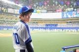 始球式に登場した山田裕貴