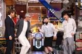 21日放送の日本テレビ系『うちのウチのガヤがすみません』木村拓哉・松重豊が登場 (C)日本テレビ