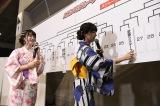 「武藤シスターズ」はノーシードも「1回多く勝てばいいだけ」(左から)妹・武藤小麟、姉・武藤十夢(C)AKS