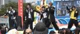 BOYS AND MEN派生ユニット・誠=『ようこそ!! ワンガン夏祭り THE ODAIBA 2018』内イベント (C)ORICON NewS inc.
