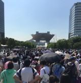 10日に開幕した『コミックマーケット94』の様子 (C)oricon ME inc.