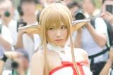 """【コミケ94】えなこの""""囲み""""撮影 (18年08月13日)"""