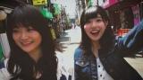 欅坂46 7thシングル「アンビバレント」TYPE-A特典映像より。石森虹花×松田好花