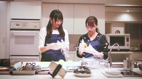 欅坂46 7thシングル「アンビバレント」TYPE-A特典映像より。渡辺梨加×井口眞緒