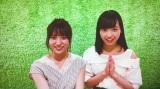 欅坂46 7thシングル「アンビバレント」TYPE-B特典映像より。小林由依×濱岸ひより