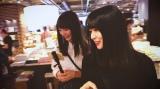 欅坂46 7thシングル「アンビバレント」TYPE-B特典映像より。長濱ねる×小坂菜緒
