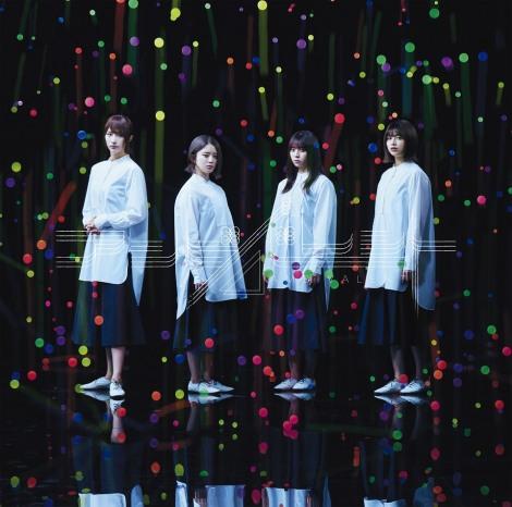 欅坂46の7thシングル「アンビバレント」初回仕様限定盤TYPE-B