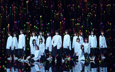 欅坂46の新アーティスト写真