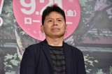 劇場版『若おかみは小学生!』(9月21日公開)完成記念ファミリー試写会の舞台あいさつに登壇した高坂希太郎監督