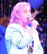 ファンイベント『CANDY SUMMER PARTY W/ CHELCHELS』を行ったRYUCHELL (C)ORICON NewS inc.