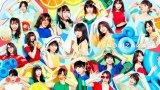 乃木坂46のシングル「ジコチューで行こう!」が1位