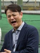 スマホゲーム『ぼくらの甲子園!』リアルイベントに参加した大島直也(元・ドロンズ) (C)ORICON NewS inc.