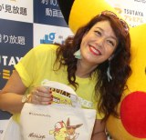 『「TSUTAYAプレミアム」&「劇場版ポケットモンスター みんなの物語」』PRイベントに出席したLiLiCo (C)ORICON NewS inc.